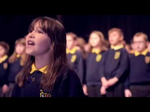 "Young Girls With Autism Flawless Cover of ""Hallelujah"""